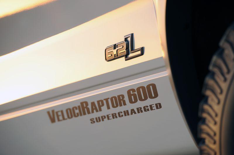 Hennessey VelociRaptor SUV
