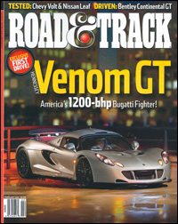 Venom GT in Road &amp; Track