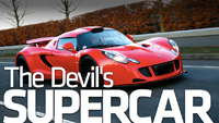 Venom GT Exclusive Drive - Jalopnik