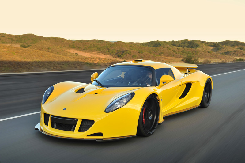 Hennessey Venom Gt To Make North American Debut At 2010 Sema Show