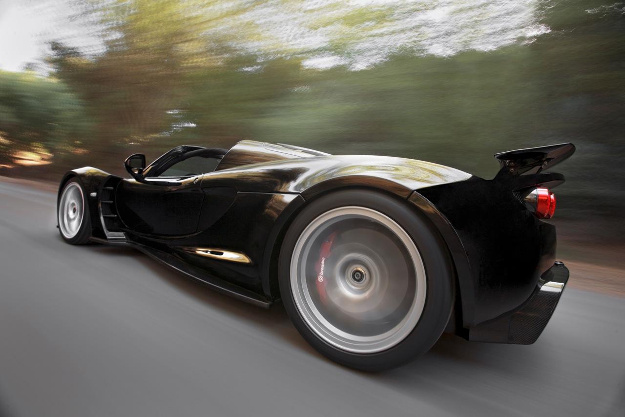 2013 Venom GT Spyder | Hennessey Venom GT