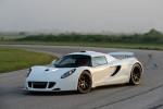 Hennessey Venom GT in Aspen White