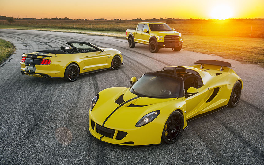 hennessey to unveil 2875 horsepower at 2015 sema show. Black Bedroom Furniture Sets. Home Design Ideas