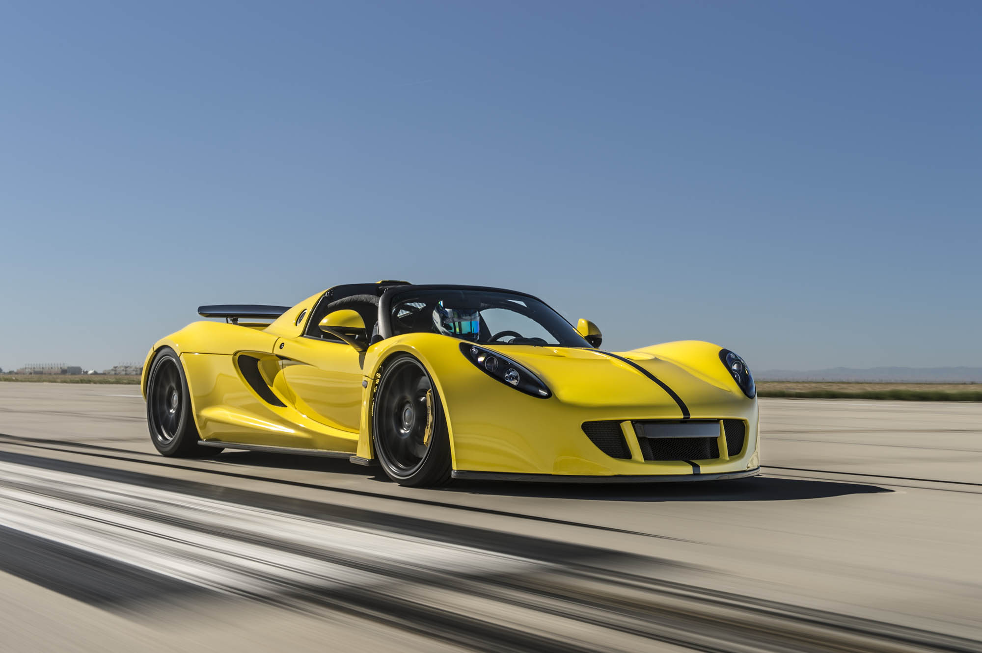 Venom GT Spyder Top Speed Record | Hennessey Venom GT