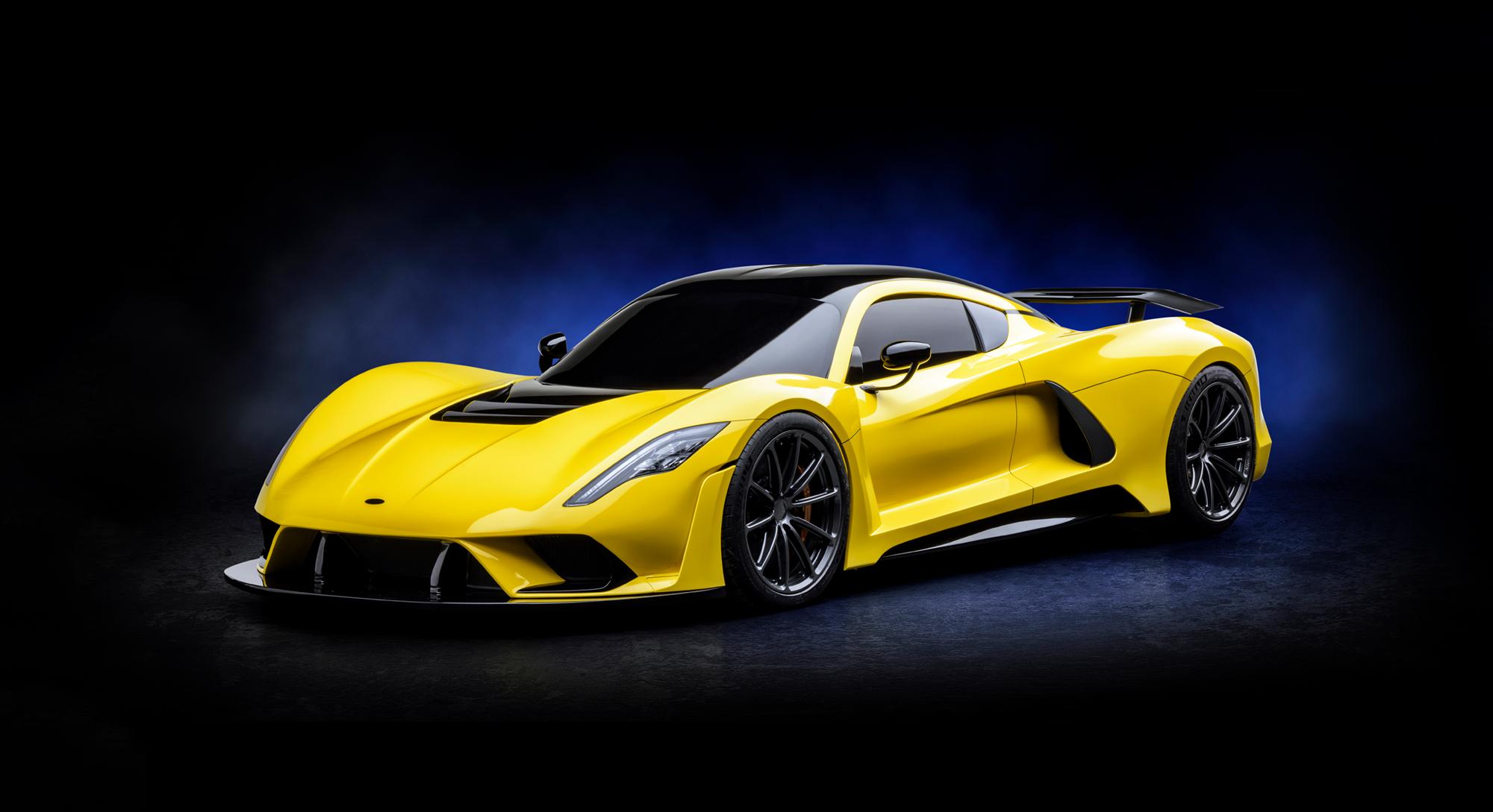VenomGT.com | The Official Website of the Hennessey Venom GT