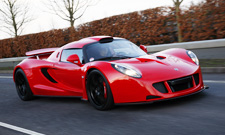 Red Venom GT Gallery
