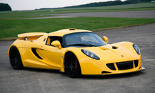 Yellow Venom GT Gallery
