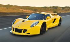 Yellow Venom GT Gallery