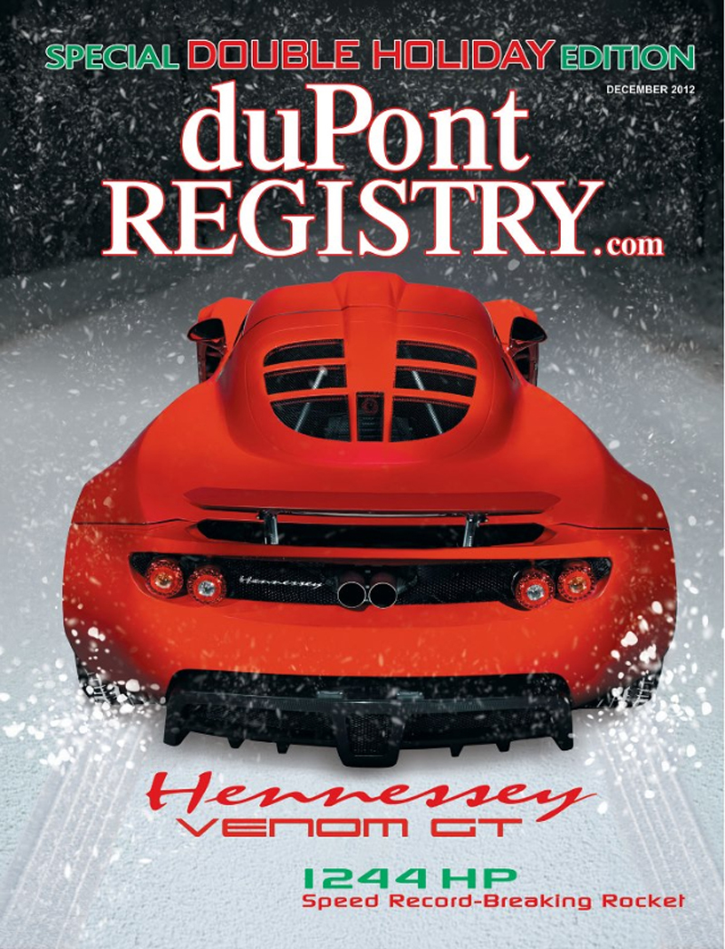 Venom Gt Hennessey Need A Wiring Diagram Mustang Evolution Featured On The Cover Of Dupont Registry Holiday Issue