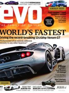 Evo Magazine March 2013