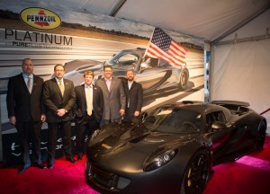 Pennzoil Breaking Barriers Premiere in NYC