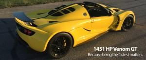 Hennessey Venom GT - Sema 2015