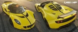 1451 HP Venom GT Spyder